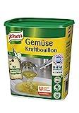 Knorr Gemüse Kraftbouillon (Gemüsebrühe mit Suppengrün, rein...