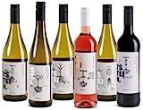 7STEIN Probierpaket Sommerreise - 6 frische Sommerweine aus den besten...