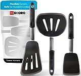 DI ORO® - Chef Serie Silikon Pfannenwender - 315 °C...