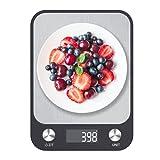 Küchenwaage Digital, Yomisee Digitale Küchenwaage 10kg/1g...