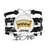 DIYthinker Traditionelles japanisches Sushi-Set, Armband,...