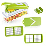 Genius Nicer Dicer Smart Set 6-tlg Gemüseschneider Zerkleinerer;...