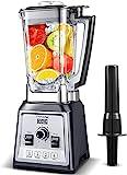 Standmixer Smoothie Maker, AMZCHEF 2000W Smoothie Blender, Standmixer...
