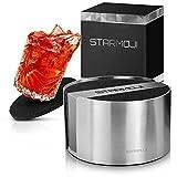 STARMOJI® Untersetzer Gläser aus Filz für einen Sauberen Tisch - 10...