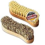 AMZTRADE® Scheuerbürste 2er Set für perfekte Reinigung |...