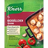 Knorr Fix Würzbasis Hackbällchen Toskana, 3 Portionen, 39g