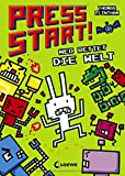 Press Start! (Band 1) - Neo rettet die Welt: Erstlesebuch für Kinder...