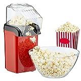 Popcornmaschine Popcorn Maker für Zuhause   leistungsstarke fettfreie...