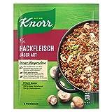 Knorr Fix Hackfleisch Jäger Art (mit nachhaltig angebauten Zutaten...