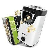 Liebfeld - Popcornmaschine für Zuhause I Popcorn Maker Machine [inkl....