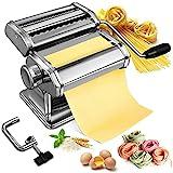 Nudelmaschine Manuelle Soldow Pasta Maker Edelstahl Nudelmaschine mit...
