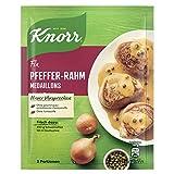Knorr Fix Pfeffer-Rahm Medaillons 3 Portionen (1 x 35 g)