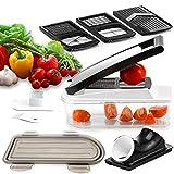 Hoerde Chefkoch Küchen Set - Spiralschneider, Gemüsehobel, Fritten...
