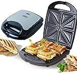 4er Sandwichmaker   1500 Watt   Sandwich Maker   Edelstahl...