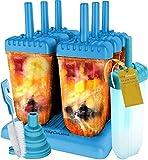 HelpCuisine® EIS am Stiel Bereiter, für Kinder, 6 Stück mit...