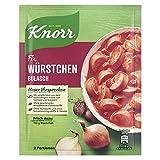 Knorr Fix Würzbasis, für eine schnelle Zubereitung Würstchen...