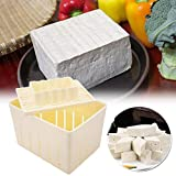 Kunststoff Tofu Pressform DIY Hausgemachte Tofu Maker Pressform Kit...