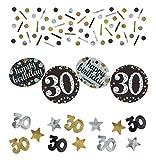 Amscan 360187 - Konfetti 30 Sparkling Celebration, Folie/Papier, 34 g,...