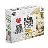 Käse selber Machen Starter Set -Premium Edition- inkl. Rezeptmagazin...