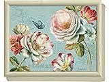 Creative Tops Romantic Garden Gepolstertes Knietablett, 44 x 34 cm (17...