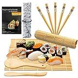 DYFFLE Sushi Set, 10 Teile - Sushi Maker Set für Anfänger, Sushi...