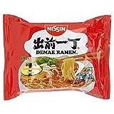 Nissin Demae Ramen – Sesam, Einzelpack, Instant-Nudeln japanischer...