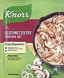 Knorr Fix Würzbasis Geschnetzeltes Züricher Art, 2 Portionen, 36g