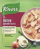 Knorr Fix Puten-Geschnetzeltes (für eine cremige Rahmsauce ohne...