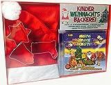 Weihnachtsbäckerei Geschenk-Set : 2CD Meine Weihnachts-Backstube plus...