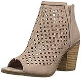 Sugar Damen Women's Vael Perf Open Toe Stacked Block Heel Fashion...