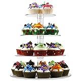Queta Tortenständer Cupcake Ständer für Hochzeit, Party,...