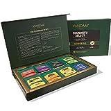 VAHDAM, Assorted Tea Bag Sampler - 8 Tee-Aromen, 40 Teebeutel...