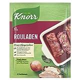 Knorr Fix Würzbasis Rouladen (mit herzhafter Bratensauce) 3...