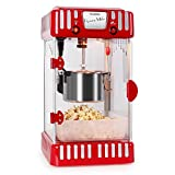 Klarstein Volcano Popcornmaschine - Popcorn-Maker, Popcorn-Bereiter,...