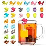 MHwan glas markierung, glas markierung trinkgläser, 34 Stück...