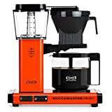 Moccamaster Filter Kaffeemaschine KBG Select, 1.25 Liter, 1520 W,...