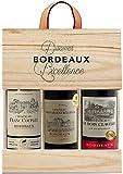 Selection Bordeaux - Wein Probierpaket - Rotwein mit Goldmedaille in...