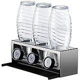 YIGII Flaschenhalter für SodaStream - Premium Abtropfhalter aus...